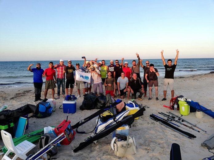Journée de pêche à Ras Angela ( 20 Octobre )